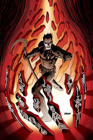 Shadowman Art III
