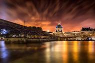 Pont des Arts by Jesus M. Garcia