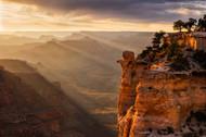Storm Grand Canyon by Austin Li