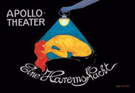 Eine Harems Nacht at the Apollo Theater