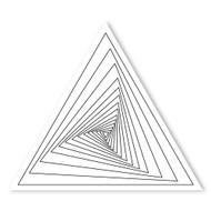 Eric Vozzola Coloring: Pyramid Warp