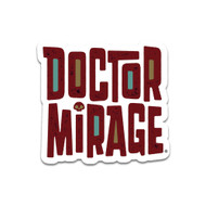Doctor Mirage Logo 4
