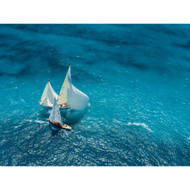 Croisement Bleu by Marc Pelissier
