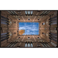 Palazzo Pubblico Siena by Frank Smout Images