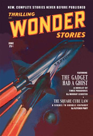 Thrilling Wonder Stories Attack Ghost Fleet