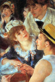 Lunch On The Boat Party by Renoir