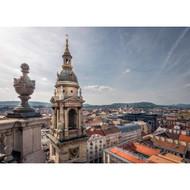 St. Stephen's Basilica Budapest by Thomas D Mørkeberg