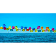 Balloons Over Water by Levent_ist