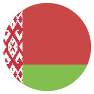 Emoji One Wall Icon Belarus Flag