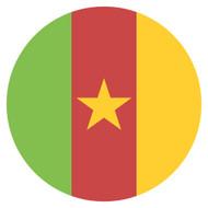 Emoji One Wall Icon Cameroon Flag