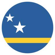 Emoji One Wall Icon Curacao Flag