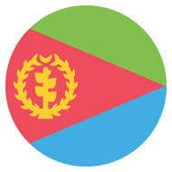 Emoji One Wall Icon Eritrea Flag
