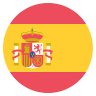 Emoji One Wall Icon Spain Flag