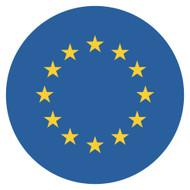 Emoji One Wall Icon European Union Flag