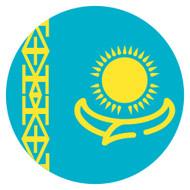 Emoji One Wall Icon Kazakhstan Flag