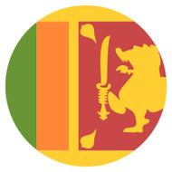 Emoji One Wall Icon Sri Lanka Flag
