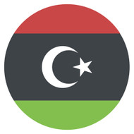 Emoji One Wall Icon Libya Flag