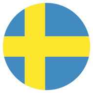 Emoji One Wall Icon Sweden Flag