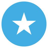 Emoji One Wall Icon Somalia Flag