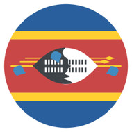 Emoji One Wall Icon Swaziland Flag