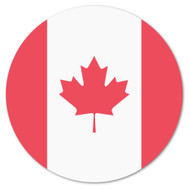 Emoji One Wall Icon Canada Flag