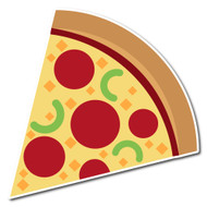 Emoji One Wall Icon Slice Of Pizza