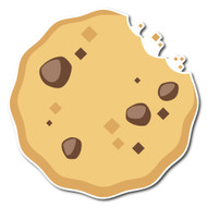 Emoji One Wall Icon Cookie