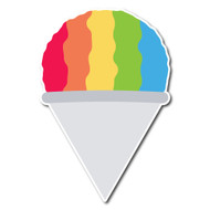 Emoji One Wall Icon Shaved Ice