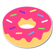Emoji One Wall Icon Doughnut