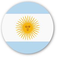 Emoji One Wall Icon Argentina Flag