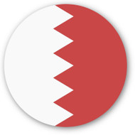 Emoji One Wall Icon Bahrain Flag