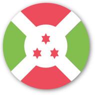 Emoji One Wall Icon Burundi Flag
