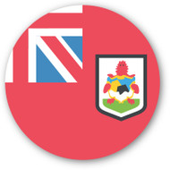 Emoji One Wall Icon Bermuda Flag