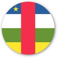 Emoji One Wall Icon Central African Republic Flag