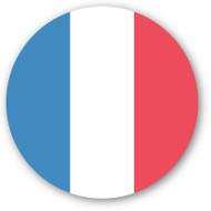 Emoji One Wall Icon France Flag
