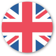 Emoji One Wall Icon Great Britain Flag