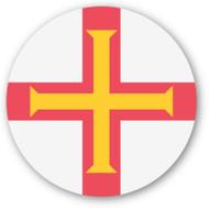 Emoji One Wall Icon Guernsey Flag
