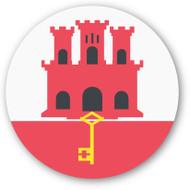 Emoji One Wall Icon Gibraltar Flag