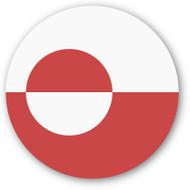 Emoji One Wall Icon Greenland Flag
