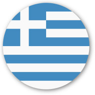 Emoji One Wall Icon Greece Flag