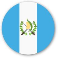 Emoji One Wall Icon Guatemala Flag
