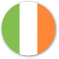 Emoji One Wall Icon Ireland Flag