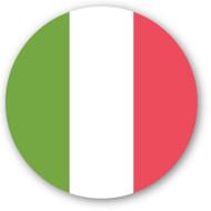 Emoji One Wall Icon Italy Flag