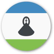 Emoji One Wall Icon Lesotho Flag