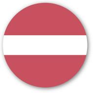 Emoji One Wall Icon Latvia Flag