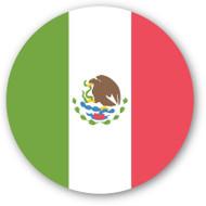 Emoji One Wall Icon Mexico Flag