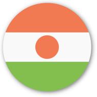 Emoji One Wall Icon Niger Flag