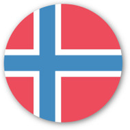 Emoji One Wall Icon Norway Flag