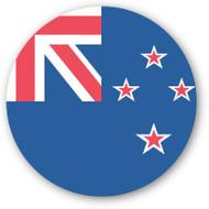 Emoji One Wall Icon New Zealand Flag