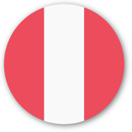 Emoji One Wall Icon Peru Flag